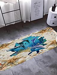 זול -1pc סרט מצוייר / מודרני משטחים לאמבט אלמוגים מצחיק / חיה 5mm חדר אמבטיה ללא החלקה / עיצוב חדש / מקסים