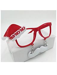 זול -חג מולד / Party אביזרי מפלגה משקפי שמש קצוות פוליקרבונט יצירתי