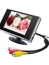 Недорогие -YWX-3.5A 3.5 дюймовый TFT-LCD Проводное Автомобильный реверсивный монитор для Автомобиль