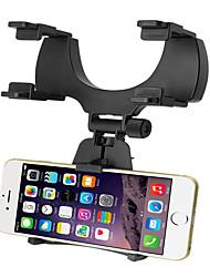 Недорогие -автомобильный телефонный кронштейн автомобильное зеркало заднего вида подвесной мобильный телефонный кронштейн