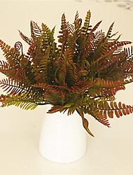 Недорогие -Искусственные Цветы 5 Филиал Классический Сценический реквизит Пастораль Стиль Pастений Вечные цветы Букеты на стол
