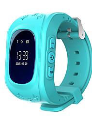 Недорогие -Q50 Смарт Часы Android iOS Bluetooth GPS Smart Спорт Водонепроницаемый Секундомер Педометр Напоминание о звонке Датчик для отслеживания активности Датчик для отслеживания сна