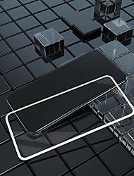 Недорогие -Защитная плёнка для экрана для Apple iPhone XS / iPhone XR / iPhone XS Max Закаленное стекло 1 ед. Защитная пленка для экрана Защита от царапин / Против отпечатков пальцев / 5D Touch Compatible