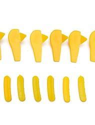Недорогие -Желтая шина шиномонтажное крепление демонтаж головы утка вставить обод протектор