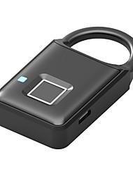 olcso -P5 cink ötvözet Lakat / Jelszó ujjlenyomat-Lock / Ujjlenyomat-lakat Intelligens otthoni biztonság Rendszer ujjlenyomat unlock Háztartás / Otthon / Otthon / iroda Mások / Biztonsági ajtó / Réz ajtó