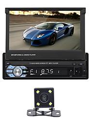 Недорогие -SWM 9601+4Led camera 7 дюймовый 2 Din Другие ОС Автомобильный MP5-плеер Сенсорный экран / MP3 / Встроенный Bluetooth для Универсальный RCA / MicroUSB / Другое Поддержка MPEG / MOV / MPG MP3 / WMA