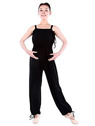 hesapli -Bale Alt Giyimler Kadın's Eğitim / Performans Pamuklu / Elastane Bandajlar Pantalonlar