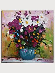 povoljno -Hang oslikana uljanim bojama Ručno oslikana - Sažetak Moderna Uključi Unutarnji okvir