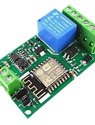 Недорогие -esp8266 wifi релейный модуль управления сетевым релейным модулем