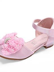 df3f57cac8f1 cheap -MRLOTUSNEE® Girls' Satin Sandals Toddler(9m-4ys) / Little
