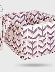 hesapli -Polyester Bebek Çantası Fermuar Gri / Pembe