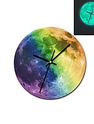 رخيصةأون -ساعة الحائط,ستايل حديث الحديث المعاصر أكريليك دائري داخلي