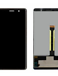 Недорогие -для замены экрана nokia 7 plus жк-сенсорный дигитайзер в сборе с инструментами для ремонта