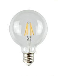 abordables -1pc 3 W 190-290 lm Ampoules à Filament LED G95 4 Perles LED