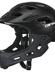 Недорогие -CAIRBULL Детские Мотоциклетный шлем BMX Шлем 16 Вентиляционные клапаны Легкий вес Сетка от насекомых Формованный с цельной оболочкой ESP+PC ПК Виды спорта