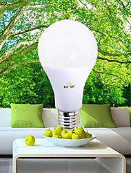 Недорогие -EXUP® 1шт 15 W Круглые LED лампы 1180 lm B22 E26 / E27 A70 28 Светодиодные бусины SMD 2835 Анионная лампа, воздушный ионизатор, генератор отрицательных ионов Тёплый белый Холодный белый 220-240 V
