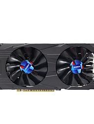 Недорогие -YESTON Video Graphics Card GTX1050Ti 1392 МГц 7008GHz МГц 4 GB / 128 бит GDDR5