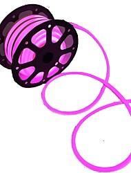 preiswerte -KWB 1m Flexible LED-Leuchtstreifen 120 LEDs SMD3528 Warmes Weiß / Weiß / Rot Wasserfest / Kreativ / Schneidbar 12 V 1 set
