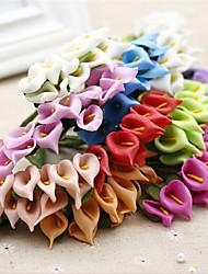 halpa -Keinotekoinen Flowers 12 haara Klassinen Häät Kalla