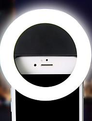 Недорогие -1 шт. Селфи кольцо свет клип на 36 светодиодные камеры телефона фотографии кольцо заполнить свет отбелить красоты для похудения фотографии лампа с зарядкой USB