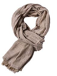 Недорогие -Муж. Классический Прямоугольный платок Однотонный