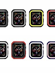 cheap -Case For Apple Apple Watch Series 4 / Apple Watch Series 4/3/2/1 Silicone Apple