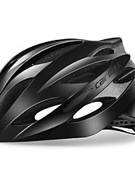 Недорогие -CAIRBULL Взрослые Мотоциклетный шлем 25 Вентиляционные клапаны CE Ударопрочный Легкий вес С возможностью регулировки ESP+PC Виды спорта Велосипедный спорт / Велоспорт - / Вентиляция