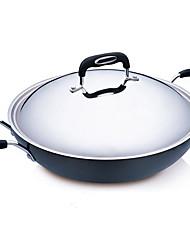 Недорогие -Кулинарные принадлежности / Кастрюли и сковородки 304 Нержавеющая сталь Водонепроницаемый Для дома
