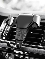 Недорогие -Автомобиль Держатель подставки Воздухозаборная решетка Тип пряжки ABS Держатель