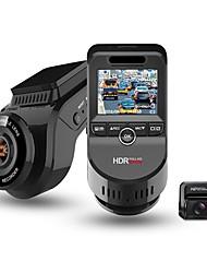 Недорогие -junsun s590s.p 2160p HD Давление Автомобильный видеорегистратор 170 градусов широкоугольный всенаправленный ov 4689 2-дюймовый ips видеорегистратор с Wi-Fi / GPS