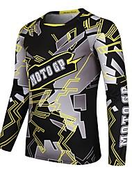 Недорогие -Мужская гоночная одежда moto gp team Футболка из джерси для бездорожья