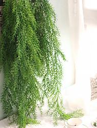 Недорогие -Искусственные Цветы 1 Филиал С креплением на стену подвешенный Деревня Modern Pастений Цветы на стену