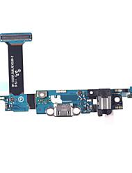 Недорогие -Сотовый телефон Набор инструментов для ремонта Резервная копия Гибкий кабель зарядного порта Запасные части S6 edge