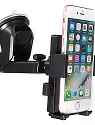 Недорогие -2 в 1 5v 2a ци беспроводное автомобильное зарядное устройство консоль лобового стекла с держателем для док-станции для Samsung xiaomi huawei apple