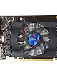 Недорогие -YESTON Video Graphics Card GT1030 1468 МГц 6008 МГц 2 GB / 64 бит GDDR5