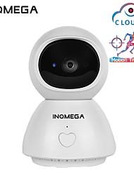 Недорогие -Облако Inqmega Беспроводная IP-камера 1080p приложение обратного вызова автоматического слежения в помещении видеонаблюдения домашней безопасности видеонаблюдения сеть Wi-Fi камера