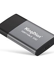 Недорогие -Kingdian новинка портативный SSD USB 3.0 240 ГБ внешний твердотельный накопитель лучший подарок для бизнесменов