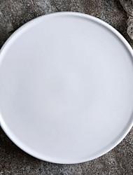 お買い得  -1ピース ディナー皿 食器類 磁器 耐熱の