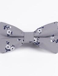baratos -Homens / Mulheres Festa / Básico Gravata Borboleta Estampado