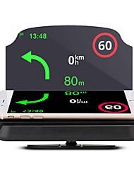Недорогие -lt29 5,6-дюймовый другой датчик cmos wireless 5,62-дюймовый головной дисплей водонепроницаемый / складной / новый дизайн для автомобиля / автобуса / грузовика GPS
