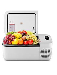 Недорогие -litbest 12l автомобильный холодильник с сенсорным экраном управления / интеллектуальная постоянная температура, нижний предел может достигать, -20 ° C 12/24/220 В