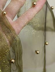 preiswerte -Tüll einfarbig Rekombination 150 cm Breite Stoff für Besondere Anlässe verkauft bis zum Meter