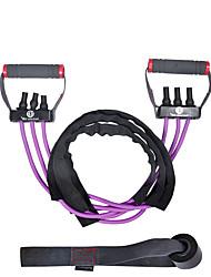Недорогие -Эластичные ленты для занятий спортом Латекс растягивание Упражнения с сопротивлением Фитнес Разрабатывать Для Муж.
