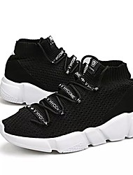 781661225703f Men s Mesh Spring   Fall Sports Athletic Shoes Breathability Black ...