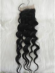 Χαμηλού Κόστους -Μαλλιά για πλεξούδες Σγουρά Άλλα Φυσικά μαλλιά 1 Τεμάχιο μαλλιά Πλεξούδες Μαύρο 20 inch 20χιλ Hot Πώληση / Youth Βαλεντίνος / ΕΞΩΤΕΡΙΚΟΥ ΧΩΡΟΥ Μαλαισιανή