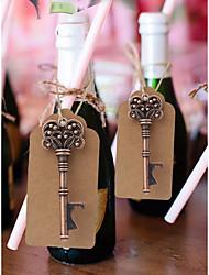 お買い得  -無し クロム ホテル用品 / ボトルロック / RFID Keyfobs 創造的 / 結婚式 ボトル好意
