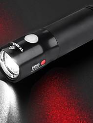 olcso -LED Kerékpár világítás LED fény XP-G2 Kerékpározás Vízálló Li-on 1000 lm Tölthető Hideg fehér Mindennapokra - TOWILD