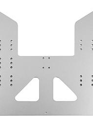 ieftine -Platforma de incalzire pentru accesoriu 3d z suport pentru placa de aluminiu prusa i3 a8 pat de cald placa de suport i3 placa de aluminiu placa de aluminiu