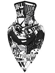 Χαμηλού Κόστους -Μάσκα προσώπου Ενήλικες Γιούνισεξ Κράνος Μοτοσικλέτας Anti-σκόνη / Αναπνέει / Μισή μάσκα προσώπου