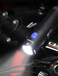 olcso -LED Kerékpár világítás LED fény - Kerékpározás Vízálló Li-on 750 lm Tölthető Hideg fehér Kempingezés / Túrázás / Barlangászat - TOWILD